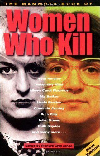 """Tekst powstał m.in. na podstawie książki Richarda G. Jonesa """"The Mammoth Book of Women Who Kill""""."""