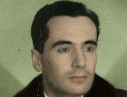 Kazimierz Leski. As akowskiego wywiadu we własnej osobie (źródło: domen publiczna; koloryzacja: RK).