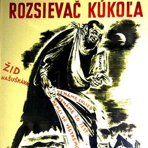 Najwięksi Antysemici Słowacy Dopłacali Niemcom Za Holokaust