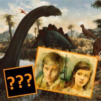 dinuzaury w afryce