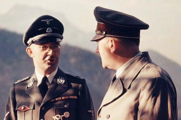 Heinrich Himmler uwielbiał zabytkowe błyskotki...