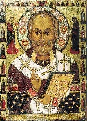 Ciekawe, co na to wszystko powiedziałby święty biskup Mirry na to, że zarzucano mu zabicie kilkuset osób?