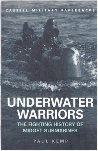 """Artykuł został oparty m.in. na książce Paula Kempa pt. """"Underwater Warriors"""" (Brockhampton 1999)."""