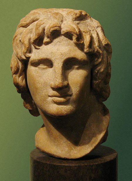 Zdobycie Tyru było jednym z największych sukcesów Aleksandra Wielkiego (fot. Andrew Dunn; lic. CC ASA 2.0).