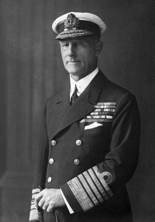 Dla admirała Johna Jellicoe'a U-booty stanowiły nie lada zmartwienie (źródło: domena publiczna).