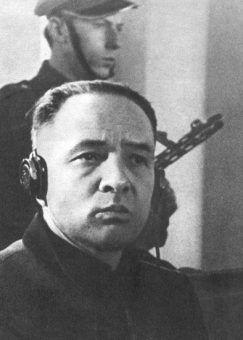 Rudolf Höß, komendant obozu w Auschwitz, wielokrotnie bywał w Solahütte (fot. PAP, domena publiczna).