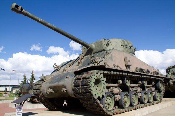 Ilu Shermanów trzeba, by zniszczyć Tygrysa? To zależy (fot. Tony Hisgett, CC BY 2.0).