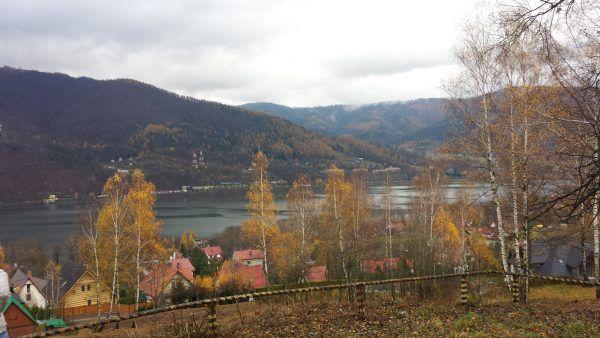 Okolice dawnego ośrodka Solahütte są dziś równie urokliwe jak dawniej (fot. Łukasz Bieniek).