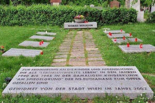 W klinice Spiegelgrund zamordowano co najmniej 789 dzieci. Wiele z nich miał na swoim sumieniu dr Heinrich Gross (fot. Haeferl; lic. CC BY-SA 3.0).