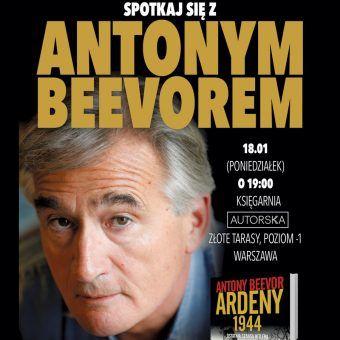 Spotkaj się z Antonym Beevorem!