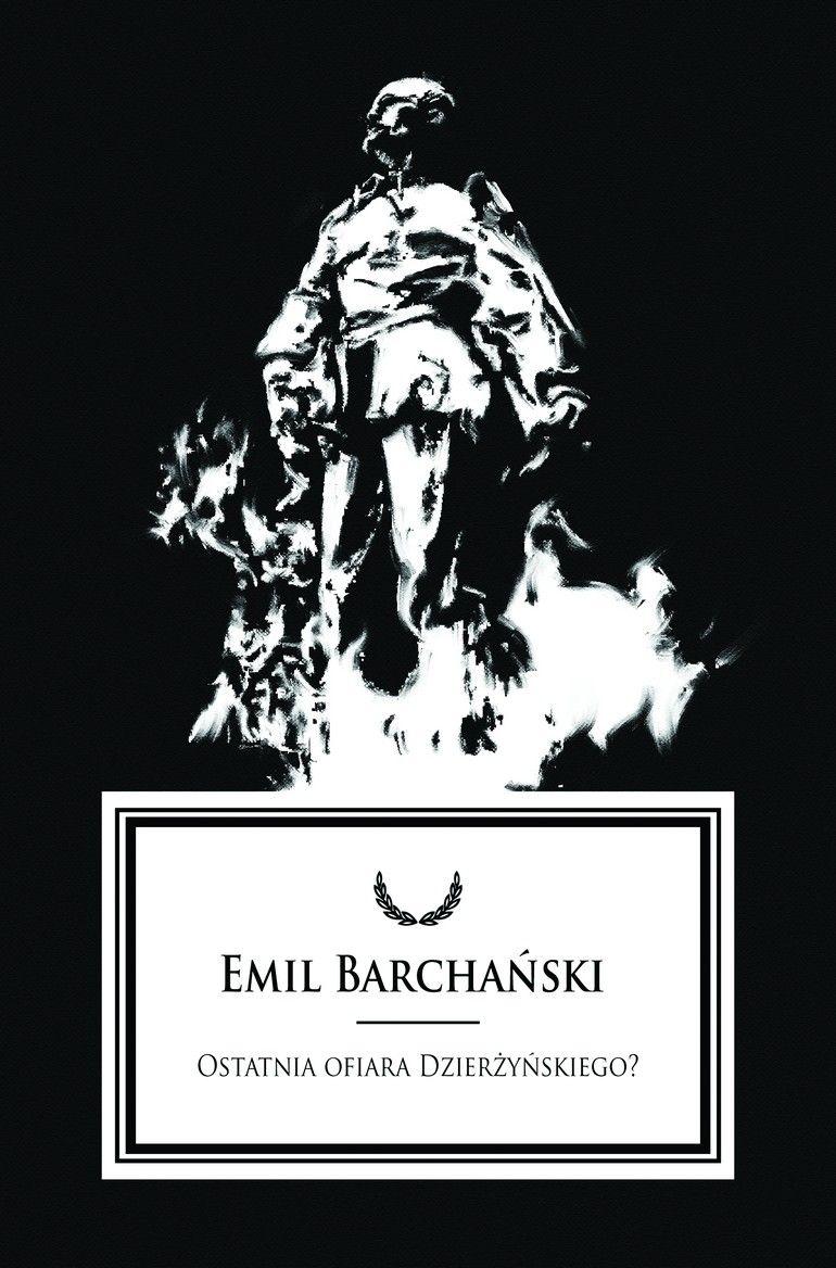"""Emil Barchański. Rysunek Grzegorza Araszewskiego z książki Patryka Pleskota """"Zabić. Mordy polityczne w PRL""""."""