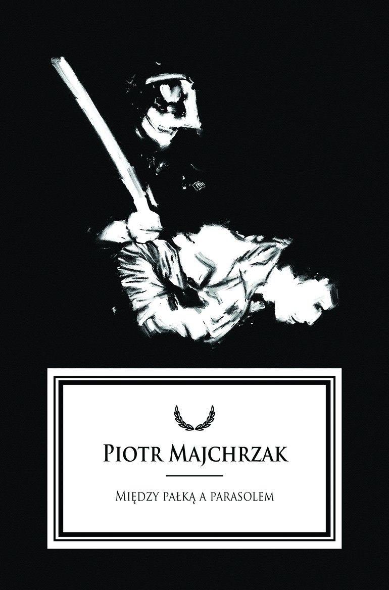 """Piotr Majchrzak. Rysunek Grzegorza Araszewskiego z książki Patryka Pleskota """"Zabić. Mordy polityczne w PRL""""."""