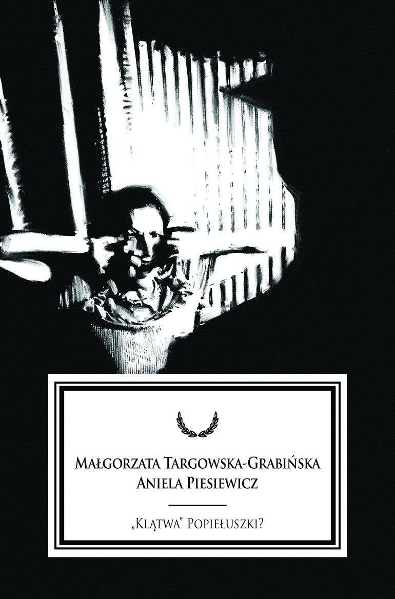 """Małgorzata Targowska-Grabińska i Aniela Piesiewicz. Rysunek Grzegorza Araszewskiego z książki Patryka Pleskota """"Zabić. Mordy polityczne w PRL""""."""