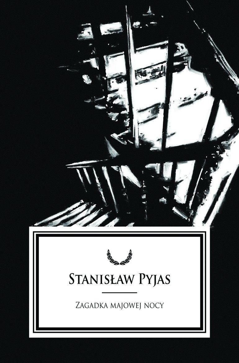 """Stanisław Pyjas. Rysunek Grzegorza Araszewskiego z książki Patryka Pleskota """"Zabić. Mordy polityczne w PRL""""."""