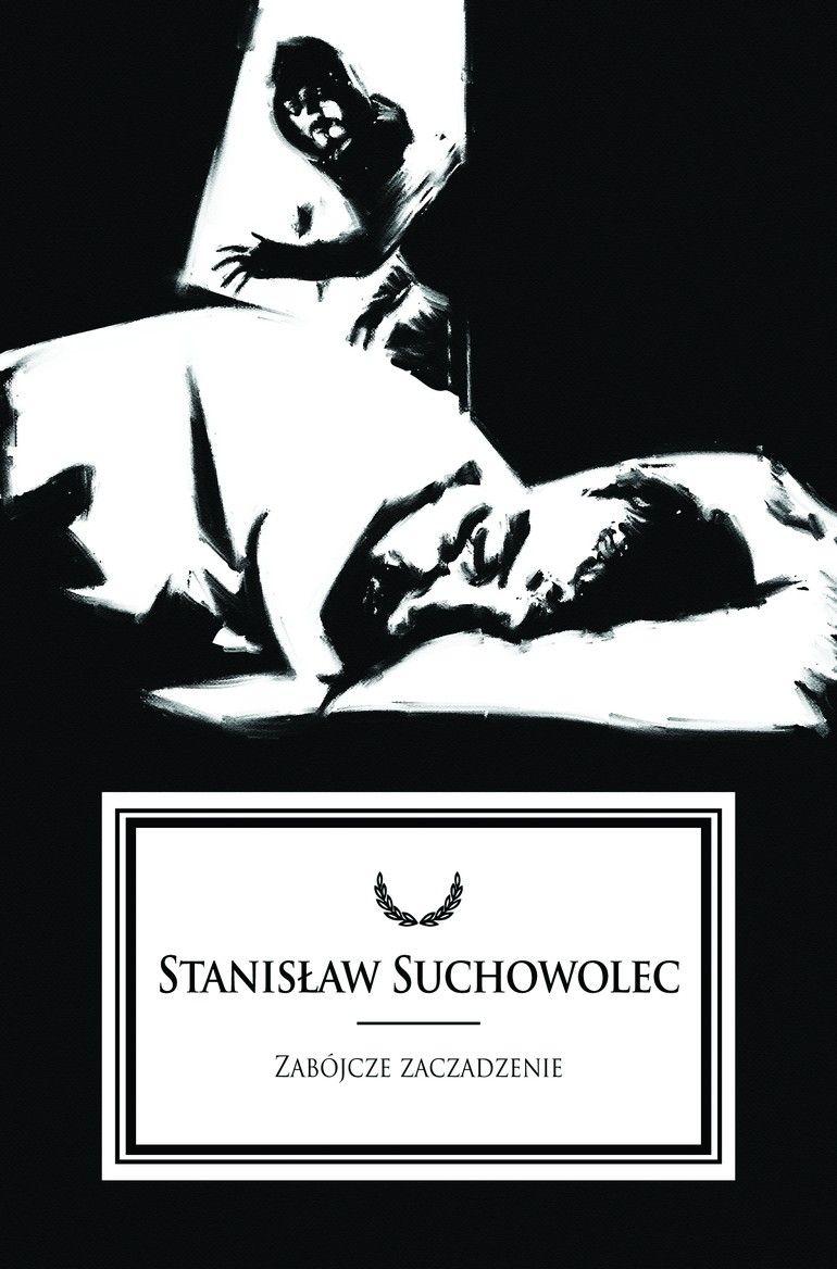 """Stanisław Suchowolec. Rysunek Grzegorza Araszewskiego z książki Patryka Pleskota """"Zabić. Mordy polityczne w PRL""""."""