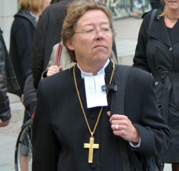 Dziś kobieta może nawet być pastorem. Tak jak bp Eva Brunne z diecezji sztokholmskiej (fot. Johan Fredriksson, lic. CC BY-SA 3.0).