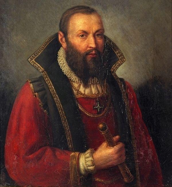 Gotard Kettler, wierny lennik Rzeczpospolitej (źródło: domena publiczna).