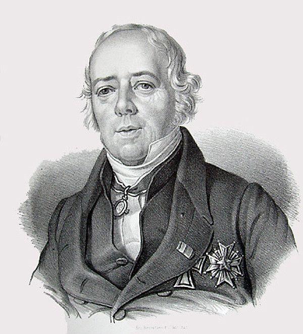 Hans Christian Ørsted jako pierwszy zauważył, że prąd elektryczny może generować pole magnetyczne (rys. domena publiczna).