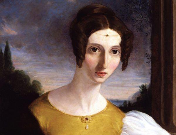Trzeba pamiętać, że w życiu i twórczości Johna Stuarta Milla niebagatelną rolę odgrywała jego żona, Harriet Taylor Mill, filozof i działaczka praw kobiet (źródło: domena publiczna).