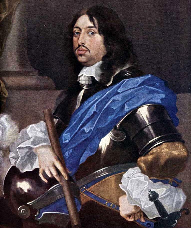 Taktyka zastosowana przez Karola X Gustawa w trakcie bitwy pod Warszawą skutecznie zneutralizowała zagrożenie ze strony husarii (źródło: domena publiczna).