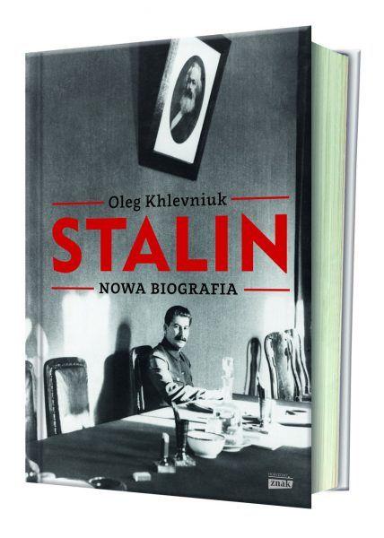 """Cytaty pochodzą z książki """"Stalin. Nowa biografia"""" Olega Khlevniuka, wyd. Znak Horyzont 2016"""
