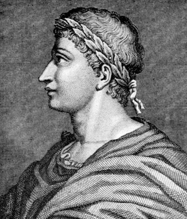 Łaciński poeta Owidiusz ostrzegał przed uśmiechaniem się, jeśli nasze zęby są czarne lub krzywe (źródło: domena publiczna)
