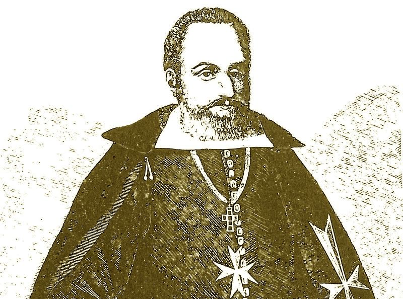 Nie zachowała się żadna podobizna księcia Michała Zasławskiego. Ba, nie znamy nawet daty jego zgonu. Obecnie wspomina się go jedynie w kontekście Bartłomieja Nowodworskiego (źródło: domena publiczna).