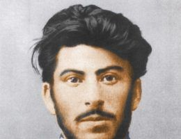 Stalin 1902 Colour