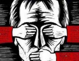 Czy Polacy mają cenzurę w genach? (rys. Bill Kerr).