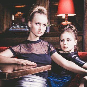 Kobiety przeszłości... czy przyszłości? (fot. webar4i, domena publiczna)