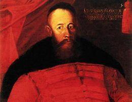 """Hetman wielki koronny Stanisław Koniecpolski, ofiara VIII-wiecznej """"viagry"""" (źródło: domena publiczna)."""