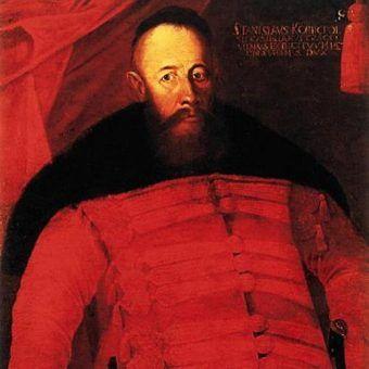 """Hetman wielki koronny Stanisław Koniecpolski, ofiara XVII-wiecznej """"viagry"""" (źródło: domena publiczna)."""