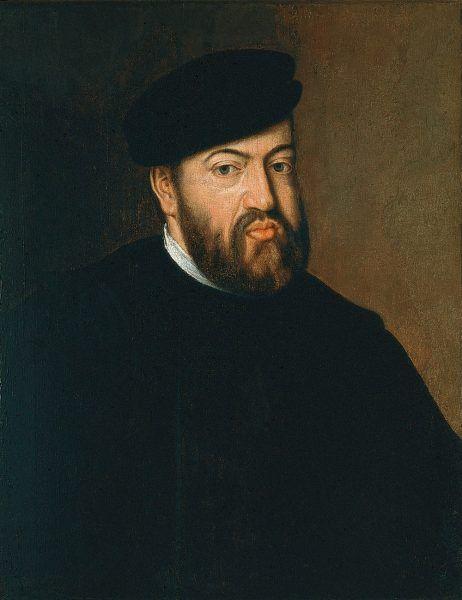 Jan III w roku 1522. Portret przypisywany Cristovaowi Lopezowi (domena publiczna).