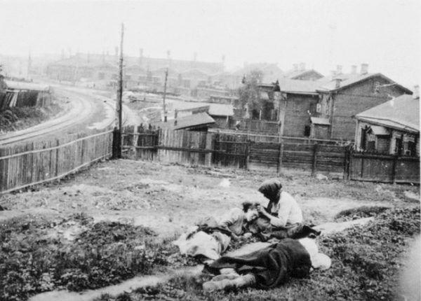Cyniczna polityka Stalina pochłonęła życie milionów mieszkańców sowieckiej Ukrainy (źródło: domena publiczna).