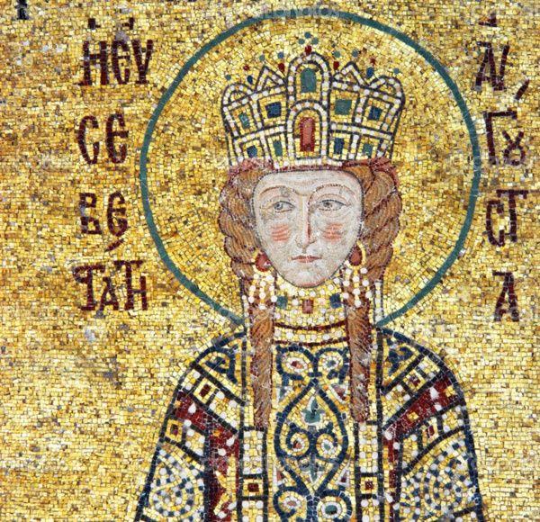 Cesarzowa Bizancjum musiała mieć bizantyjskie imię. I ściśle trzymano się tej zasady… (fot. Bjørn Christian Tørrissen; lic. CC BY-SA 3.0).