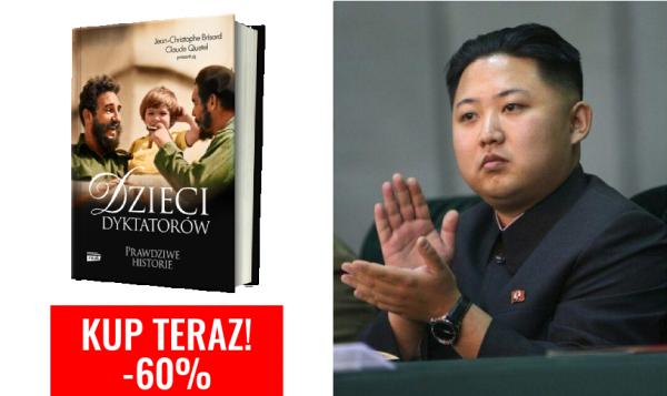 """Tylko teraz """"Dzieci dyktatorów"""" aż 60% taniej! (fot. Petersnoopy; lic. CC ASA 2.0)."""