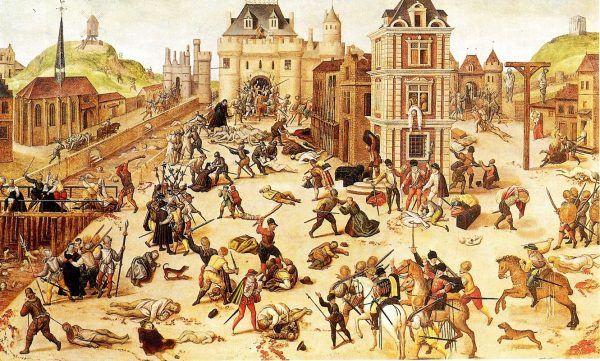 Masakra Marronów w Lizbonie, rok 1506. Po niecałych 30 latach zapowiadała się powtórka (źródło: domena publiczna).