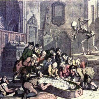 Dla XVIII-wiecznych społeczeństwa sekcja zwłok była profanacją, na którą zasłużyli tylko zmarli przestępcy. Liczba złoczyńców utrzymywała się na mniej więcej stałym poziomie, za to liczba adeptów anatomii i zapotrzebowanie na ciała do autopsji rosło...