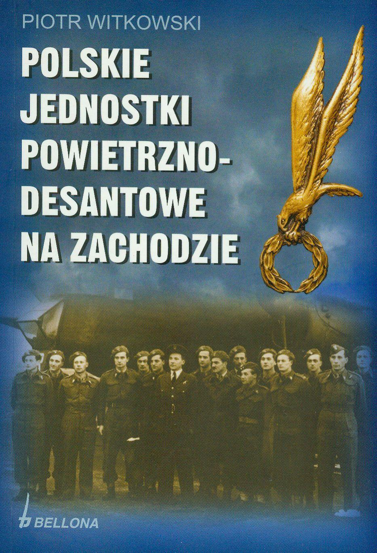 """Artykuł powstał między innymi w oparciu o książkę Piotra Witkowskiego pod tytułem """"Polskie jednostki powietrzno-desantowe na Zachodzie"""" (Bellona SA 2009)."""