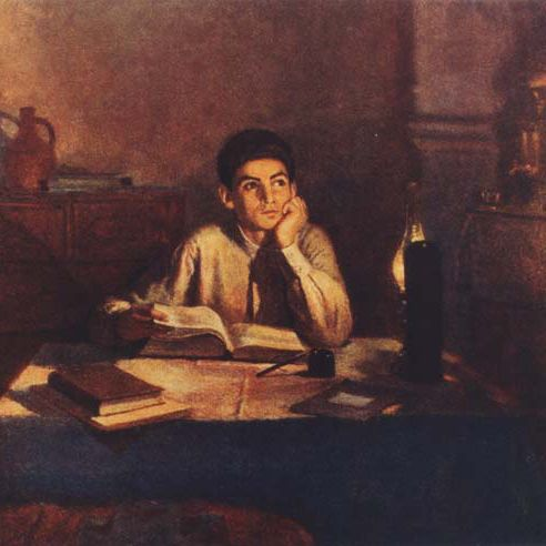 stalin childhood