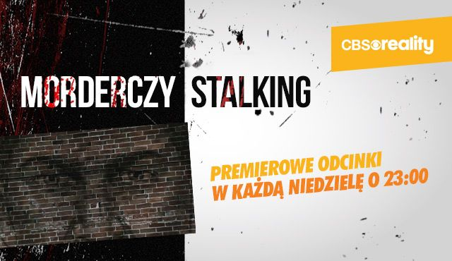 """Inspiracją do napisania artykułu był serial CBS Reality pt. """"Morderczy stalking""""."""