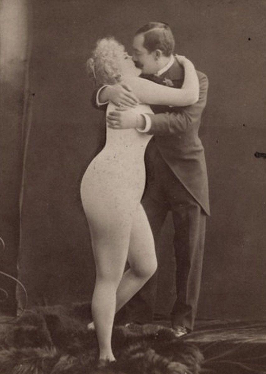 Clara i jej drugi mąż uwielbiali szokować...
