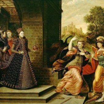 Wystarczyło kilka zdań, aby Elżbieta I znienawidziła Rzeczpospolitą (źródło: domena publiczna).