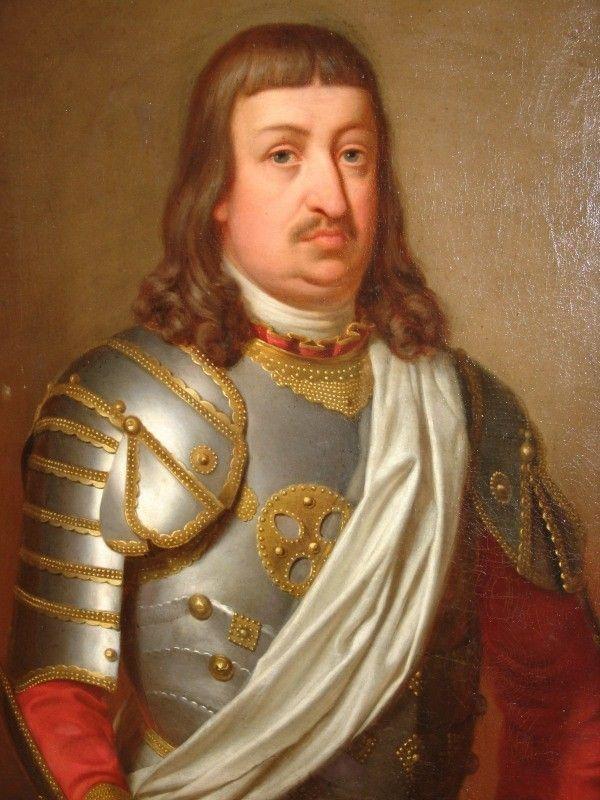Jako mąż Jan Sobiepan Zamoyski zawiódł Marysieńkę na całej linii (źródło: domena publiczna).