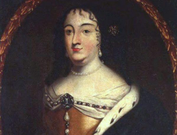 Jedną z bohaterek powieści jest Katarzyna z Sobieskich Radziwiłłowa, siostra hetmana Jana (źródło: domena publiczna).