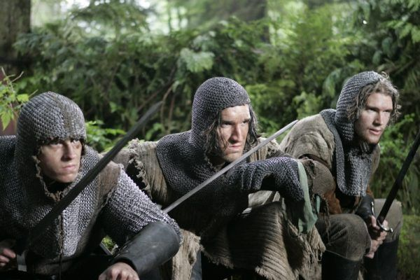"""Inspiracją do napisania artykułu był serial CBS pod tytułem """"Uczeń Merlina""""."""