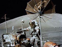 Mało kto zdaje sobie sprawę jaką w podboju kosmosu odegrali naukowcy polskiego pochodzenia w kosmicznym wyścigu (źródło: domena publiczna).