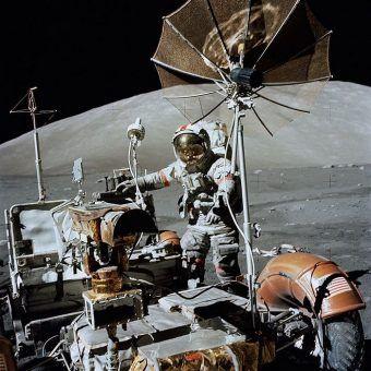 Mało kto zdaje sobie sprawę, jak wielką rolę w podboju kosmosu odegrali polscy naukowcy oraz konstruktorzy źródło: domena publiczna).