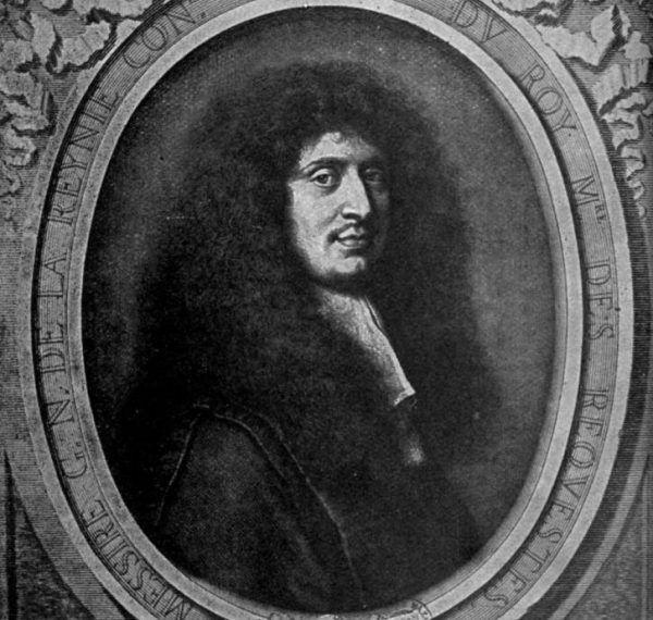 Zadzieranie z La Reynie absolutnie nie było dobrym pomysłem. Obraz Pierre'a Mignarda z ok. 1670 roku (źródło: domena publiczna).