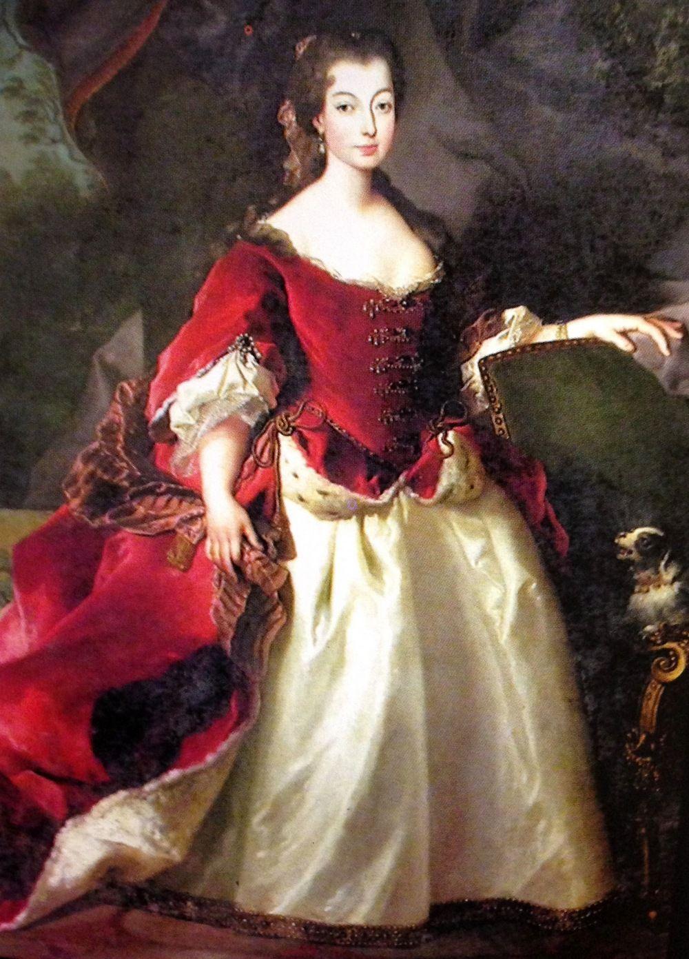 O rękę Izabeli Ludwiki starali się liczni europejscy książęta i monarchowie. Nie mogło wśród nich zabraknąć Sobieskich (obraz Dominico Dupra, źródło: domena publiczna).